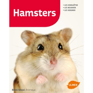 Hamsters 64 pages Éditions Eugen ULMER 407947