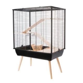 Cage Neo Cosy Noir 78x48x80 cm 408122