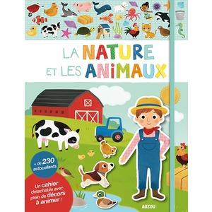 Livre illustré sur la nature et les animaux 408282