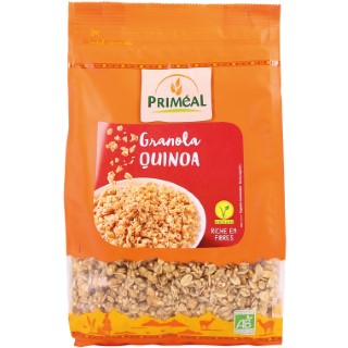 Granola au quinoa bio en sachet de 450 g 408463