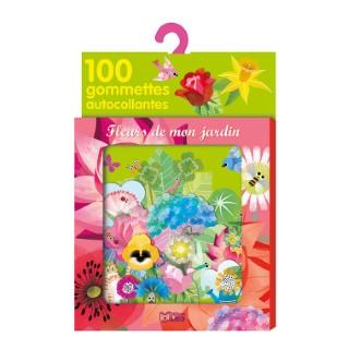 Fleurs de mon Jardin Ma Boîte à Gommettes 3 ans Éditions Lito 408651