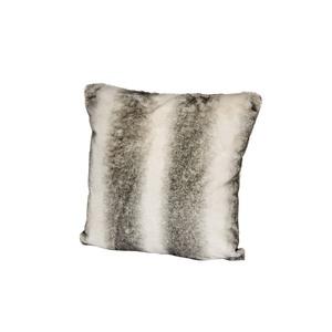 Coussin Gris en polyester 45x45 cm 409262