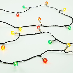 Guirlande avec mini LED multicolore 6 m 410024