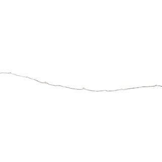 Guirlande à micro LED multicolore de 4,5 V 12 m 410460