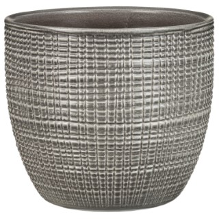 Cache-pot 866 Pimienta Ø 12 x H 10,7 cm Céramique émaillée 411816