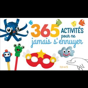 365 activités pour ne jamais s'ennuyer 412384