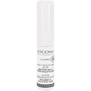 SOS boutons menthe bio et acide salicylique – 6 ml 412758