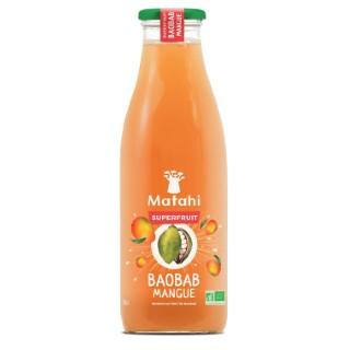 Superfruit Baobab/Mangue Bio en bouteille de 75 cl 412941
