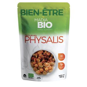 Physalis séchées bio en sachet de 150 g 413006