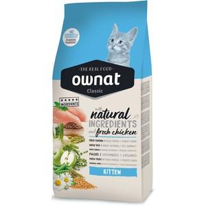 Croquettes pour chaton Ownat Classic Kitten - 4 kg 413176