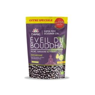 Éveil du bouddha açaï fraise et banane 360 g + 15 % offert 413381
