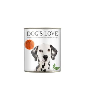 Pâtée naturelle pour chien au bœuf - boite de 200 g 413503