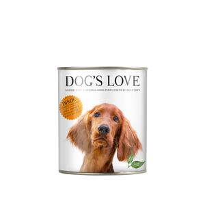 Pâtée naturelle pour chien à la dinde - boite de 200 g 413504