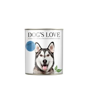 Pâtée naturelle pour chien au poisson - boite de 200 g 413506
