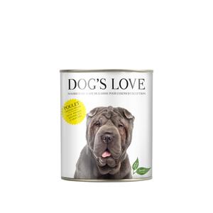 Pâtée naturelle pour chien au poulet - boite de 200 g 413507