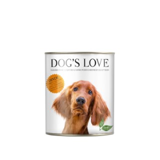 Pâtée naturelle pour chien à la dinde - boite de 400 g 413510