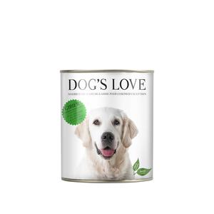 Pâtée naturelle pour chien au gibier - boite de 400 g 413511
