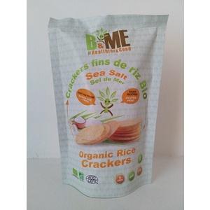 Crackers fins de Riz Bio au Sel de Mer 70g 413573