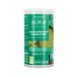Soupe détox pour 5 émonctoires detoxine bio en boite 150 g 413679