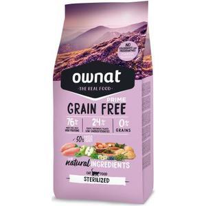 Ownat grain free prime sterilized cat 413873