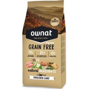 Croquettes pour chat Grain Free Prime Hair & Skin à la volaille 1 kg 413878