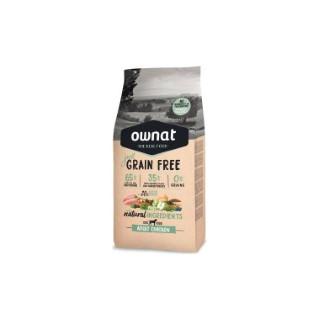 Croquettes pour chien Just Grain Free au poulet - 3 kg 413888