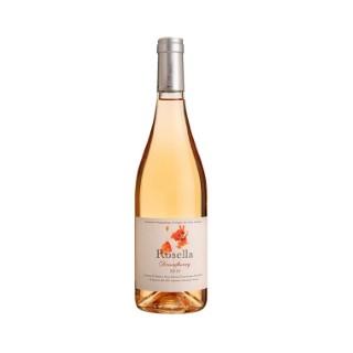 Vin rosé IGP Côtes Catalanes Bio en bouteille de 75 cl 414029