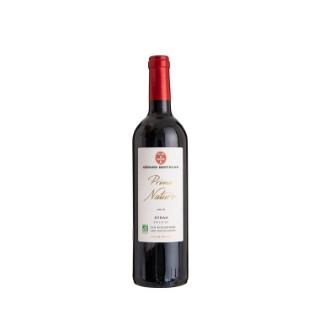 Vin rosé bio IGP Pays d'Oc Syrah vegan sans sulfite 75 cl 414161