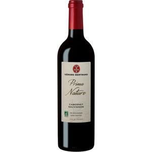 Vin rouge Bio IGP Pays d'oc Cabernet sauvignon vegan sans sulfite 75 cl 414284