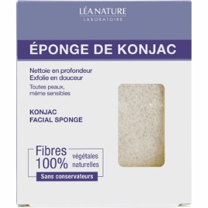 Éponge de Konjac en sachet de 25 g 414915