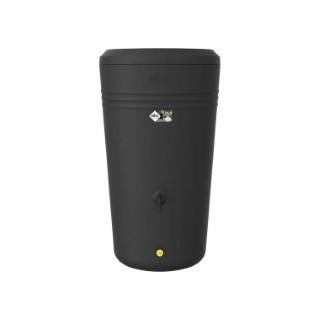 Récupérateur à eau 200 L noir 415066