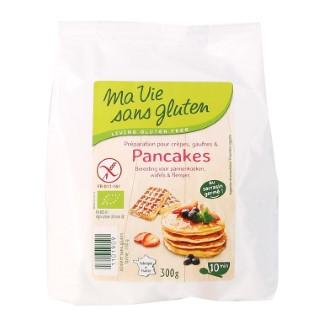 Mix pancake sans gluten en sachet de 300 g 415145