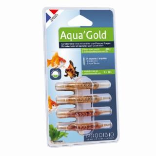 Aqua'gold nano multicolore en ampoule x 4 415313
