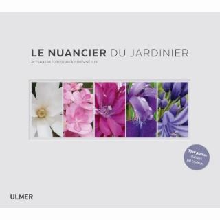 Le Nuancier du Jardinier 160 pages Éditions Eugen ULMER 415571