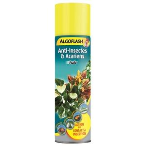 Aérosol contre les insectes pour plantes d'intérieur spray de 200 ml 416326