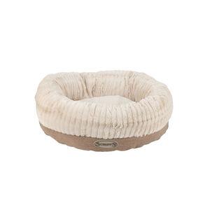 Corbeille ronde Scruffs Ellen beige - taille M 416421