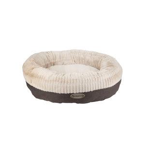 Corbeille ronde Scruffs Ellen marron - taille XL 416422