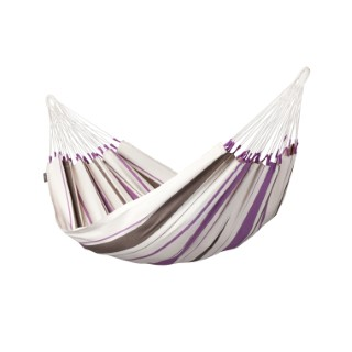 Hamac classique simple en coton caribeña purple 417004