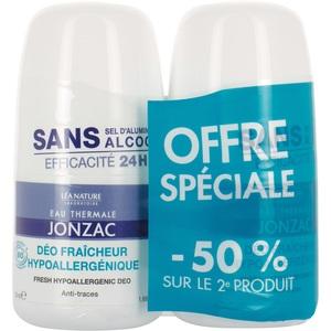 Duo de déodorant bio réhydrate en format de 2 x 50 ml 417069
