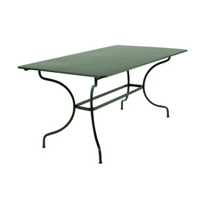 Table de jardin Manosque FERMOB Cactus L160xl90xh74 417610