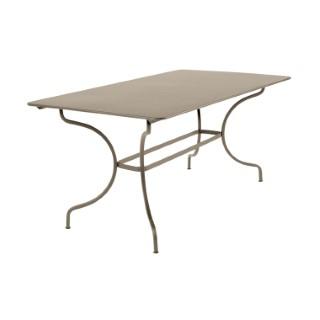 Table de jardin Manosque FERMOB Muscade L160xl90xh74 417614