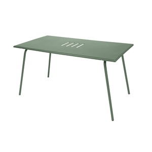 Table de jardin Monceau FERMOB Cactus L146xl80xh74 417631