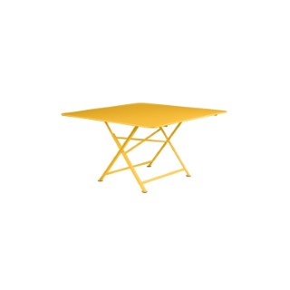 Table de jardin Cargo FERMOB Miel L128xl128xh74 417634