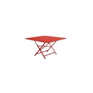 Table de jardin Cargo FERMOB Capucine L128xl128xh74 417639