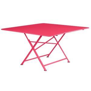 Table de jardin Cargo FERMOB Rose praline L128xl128xh74 417643