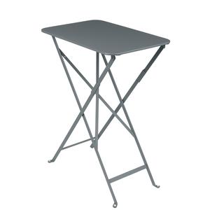 Table pliante Bistro Gris orage 417767