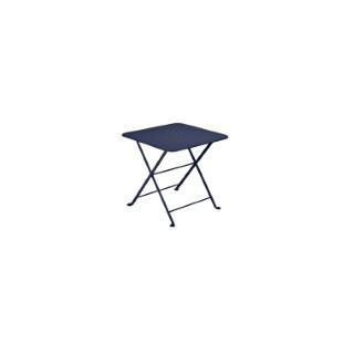 Table basse Carrée Tom Pouce Bistro Bleu abysse 417873