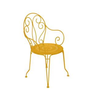 Fauteuil de jardin Montmartre Fermob miel 417928