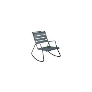 Rocking chair Monceau gris orage 417957