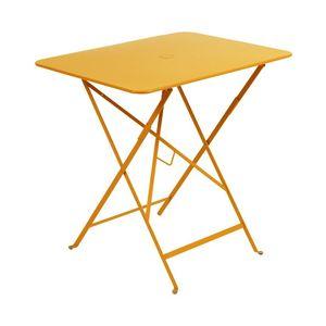 Table pliante Bistro Miel 71X71X74 cm 417988